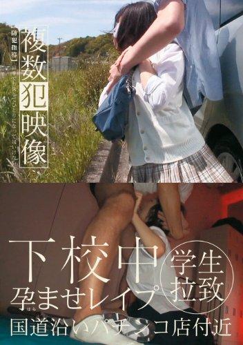 下校中 学生拉致孕ませレイプ 複数犯映像 [DVD]