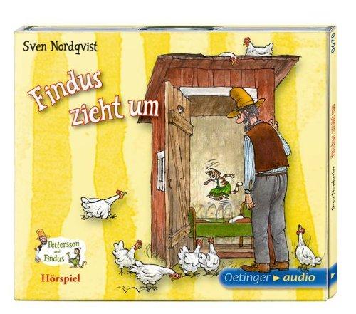 Sven Nordqvist - Findus zieht um (Oetinger Audio)