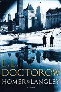 "Cover of ""Homer & Langley: A Novel"""