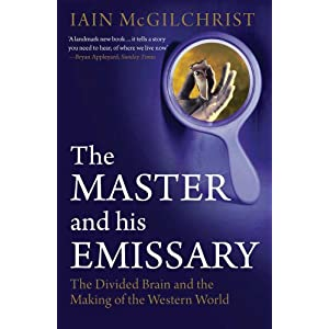 "Iain's book ""The Master and his Emissary"""