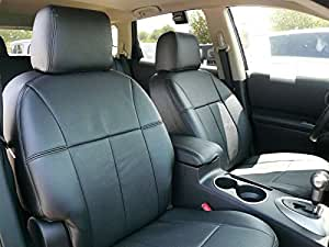 Amazoncom Clazzio Leather Seat Covers For 20082013