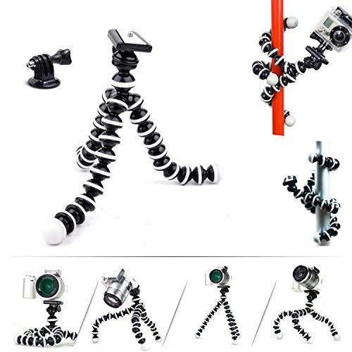 Accessories Kit For Gopro Hero HD Camera, Hero4 Black