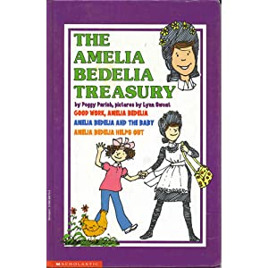 The Amelia Bedelia treasury