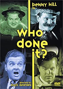 "Cover of ""Who Done It?"""