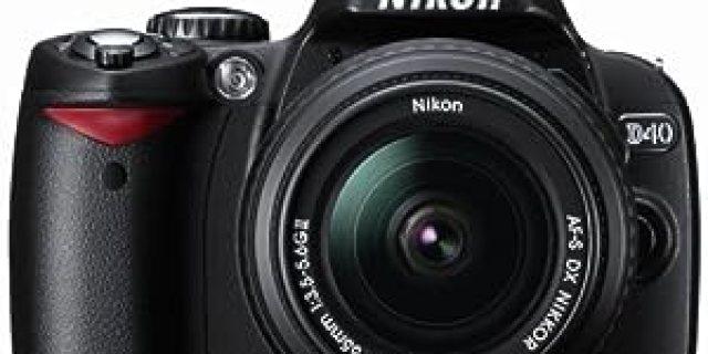 Review Nikon D40 6.1MP Digital SLR Camera