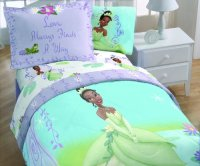 An Excellent Princess And The Frog Bedding Set