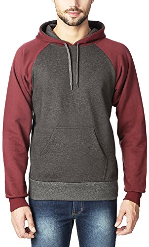 Rodid Full Sleeve Solid Men's Sweatshirt (B-HWSSRSL-CM-XXL)