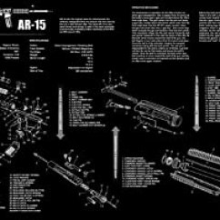 M16 Exploded Diagram Cmc Jack Plate Wiring Amazon.com: Ultimate Arms Gear Ar15 Ar-15 Ar 15 M4 Gunsmith & Armorer's Large ...