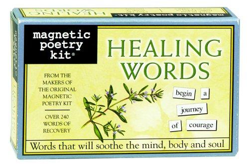 Magnetic Poetry Magnetic Poetry Healing Words