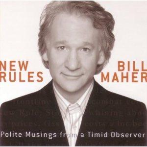 Bill Maher - New Rules