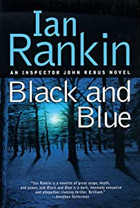 "Cover of ""Black and Blue"""