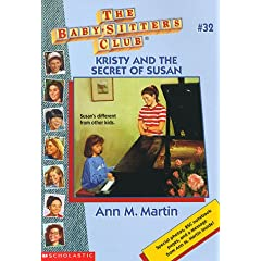 Kristy and the Secret of Susan (Baby-Sitters Club)