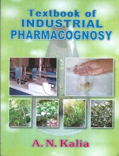 Textbook of Industrial Pharmacognosy