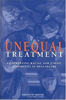 "Cover of ""Unequal Treatment: Confronting ..."