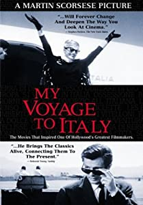 """Cover of """"My Voyage to Italy"""""""
