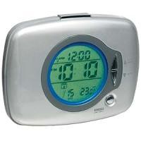 Amazon.com: Vibrating Pillow LCD Alarm Clock: Health ...