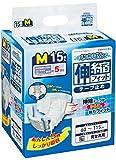 いちばん 伸縮フィット テープ止めタイプ Mサイズ 15枚入 【ADL区分:寝て過ごす事が多い方】