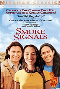 "Cover of ""Smoke Signals"""