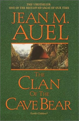 Cover of Clan of the Cave Bear (Earth's Children) by Jean M. Auel