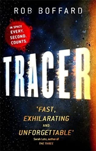 book cover of </p><br /> <p>Tracer </p><br /> <p>