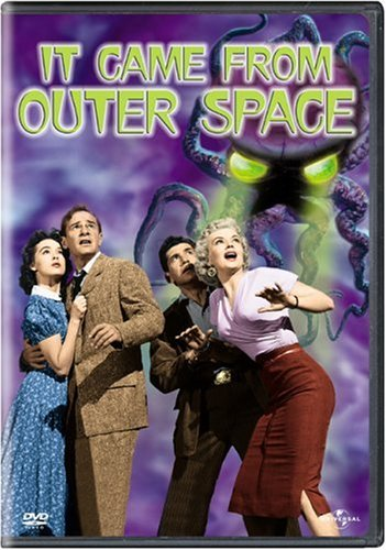 "Cover of ""It Came From Outer Space"""
