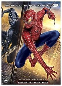 """Cover of """"Spider-Man 3 (Widescreen Editio..."""