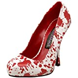 Funtasma by Pleaser Women's Bloody-12 Pump - Womens Shoes