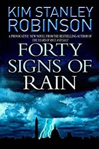 "Cover of ""Forty Signs of Rain"""