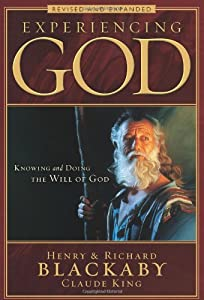 "Cover of ""Experiencing God: Knowing and D..."
