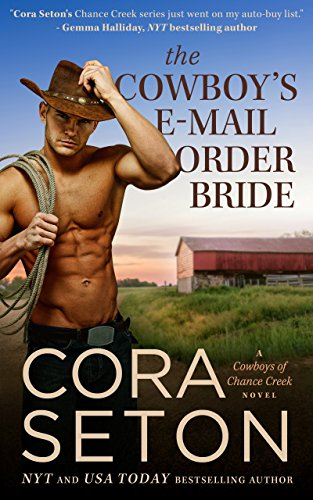 The Cowboy's E-Mail Order Bride (Cowboys of...