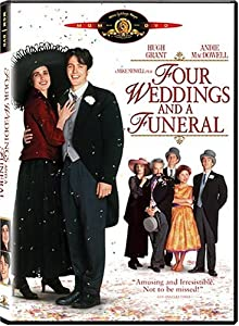 "Cover of ""Four Weddings and a Funeral"""