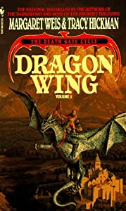"Cover of ""Dragon Wing (The Death Gate Cyc..."