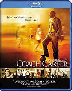 "Cover of ""Coach Carter [Blu-ray]"""