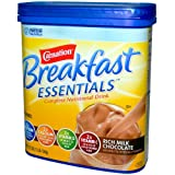 Carnation Instant Breakfast Powder, Rich Milk Chocolate, 17.7 oz