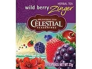 Celestial Seasonings Wild Berry Zinger Amazonde