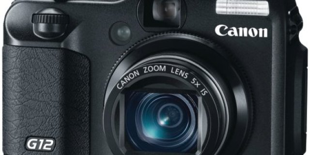 Canon G12 10 MP Digital Camera Review and Comparison