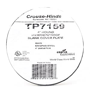 Amazon.com: Crouse Hinds TP7159 Weatherproof & Wet