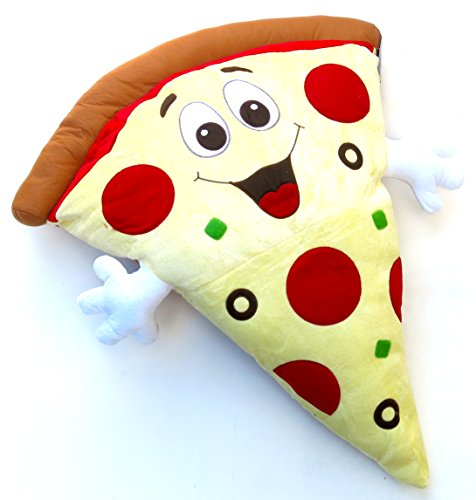 Home decor , pillow, pizza, 2' x 3' Giant Size Pizza