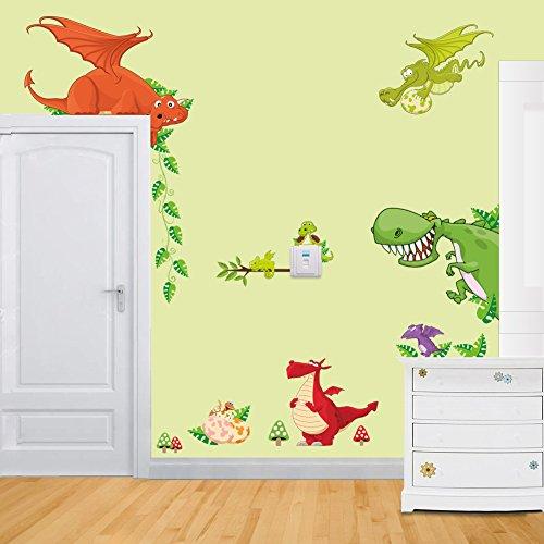 Dragon Nursery Decor - Adorable Look for Baby Boys (or Girls!)