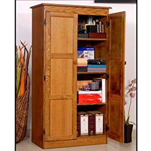 Amazoncom Concepts in Wood Multipurpose Storage Cabinet