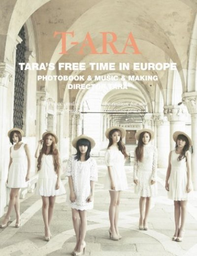 [DVDISO] T-ARA – T-ARA'S FREE TIME IN EUROPE (3DVDs)(Download)[2013.12.11]