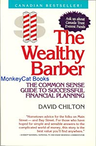 """Cover of """"The Wealthy Barber: The Common ..."""
