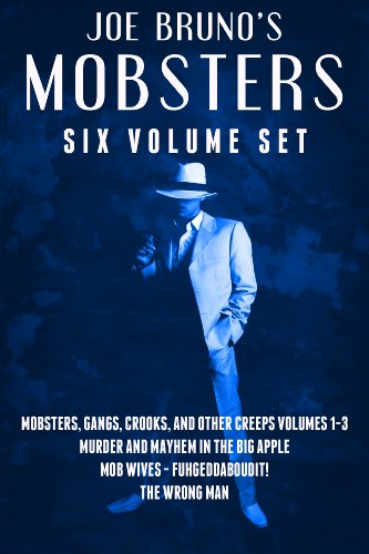 Joe Bruno's Mobsters - Six Volume Set