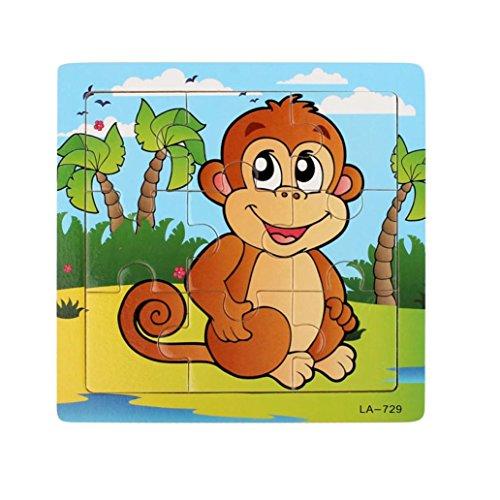 516wYtnp3jL - 384 Puzzles for Preschool Kids