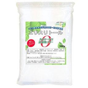 エリスリトール 1kg [糖質制限 希少糖 天然甘味料 高品質]
