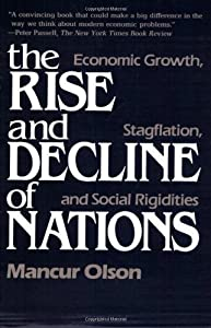 """Cover of """"The Rise and Decline of Nations..."""