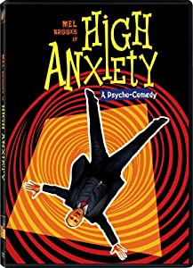 "Cover of ""High Anxiety"""