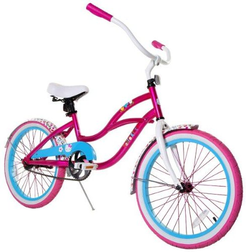 Hello Kitty Girl's Cruiser Bike