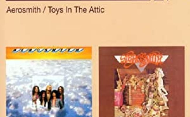 Aerosmith Toys In The Attic Amazon Co Uk Music