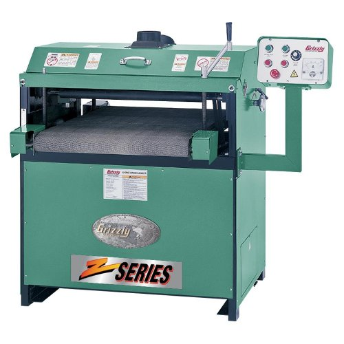 Shop Fox Vs Grizzly Drum Sander